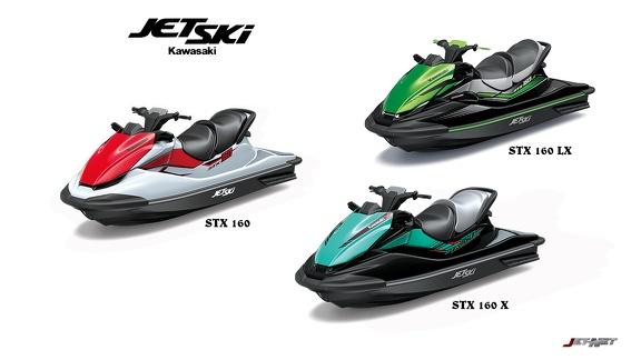 Kawasaki STX 160 2020