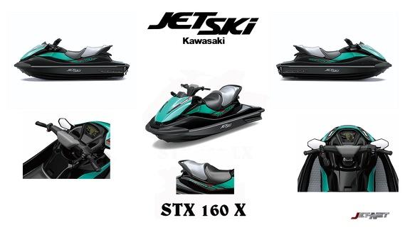 Kawasaki STX 160 X 2020
