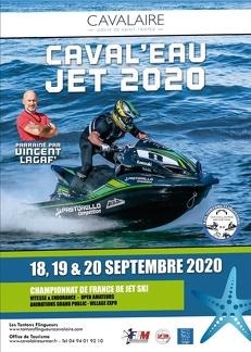 Caval'Eau jet 2020