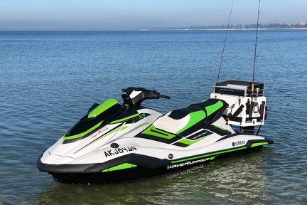 Yamaha WaveRunner FX HO FishSki 2020