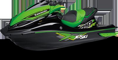 Kawasaki Ultra 310 R 2019