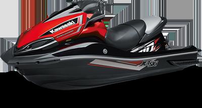Kawasaki Ultra 310 X 2019
