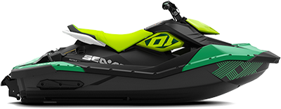 Sea-Doo Spark TRIXX 2 UP 2019