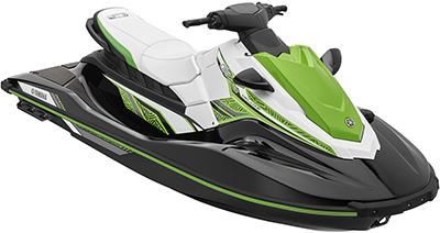 Yamaha EX Deluxe 2020