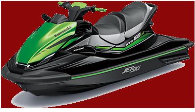 Kawasaki STX 160 LX - 2020