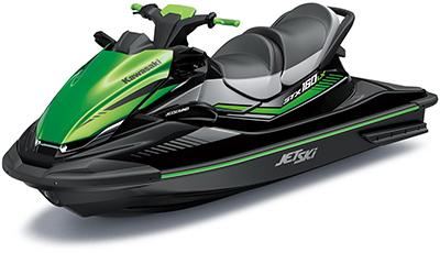 Jet-Net - Kawasaki STX 160 LX 2021